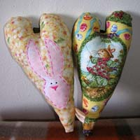 Easter Hearts #1-2